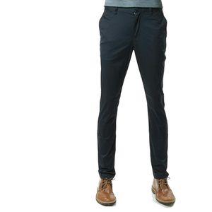 Emporio Armani 安普里奥·阿玛尼男士修身纯色休闲裤