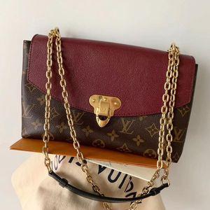 Louis Vuitton 路易·威登老花链条包