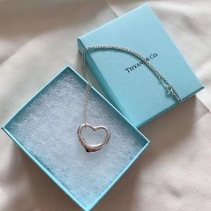 Tiffany & Co. 蒂芙尼大爱心项链