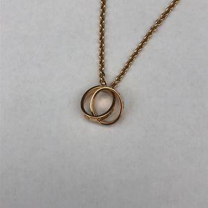 Cartier 卡地亚love系列黄金项链