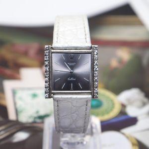 Rolex 劳力士切历尼手动机械腕表