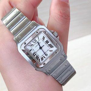 Cartier 卡地亚山度士腕表