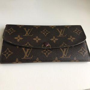 Louis Vuitton 路易威登长款钱包