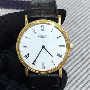 PATEK PHILIPPE 百达翡丽古典系列3520DJ-001腕表