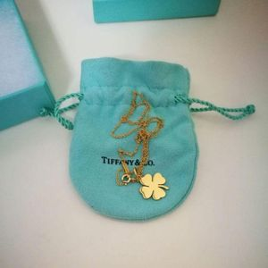 Tiffany & Co. 蒂芙尼四叶草项链