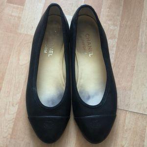 CHANEL 香奈儿女士平底鞋