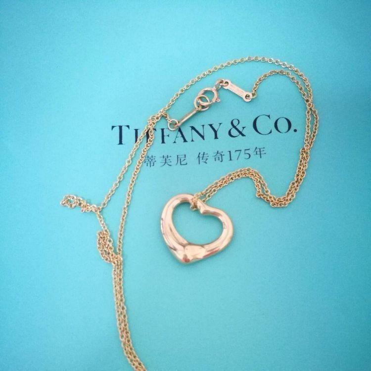 Tiffany & Co. 蒂芙尼经典款项链