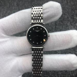 LONGINES 浪琴L4.209.4.58.6优雅石英机芯腕表