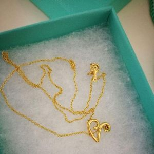 Tiffany & Co. 蒂芙尼白羊座项链