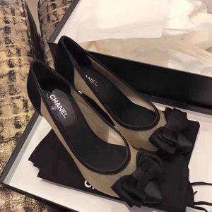 CHANEL 香奈儿高跟鞋