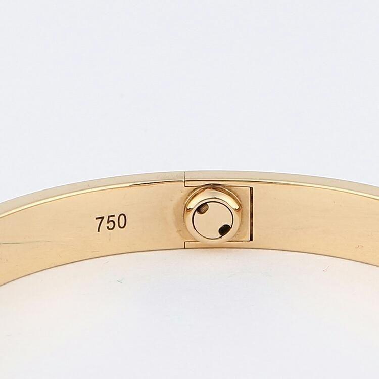 Cartier 卡地亚经典款手镯