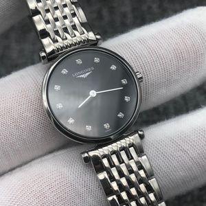 LONGINES 浪琴优雅系列石英机芯女士腕表