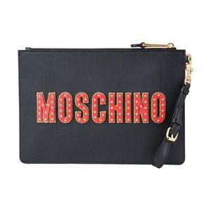 Moschino 莫斯奇诺女士玩具泰迪熊信封手拿包