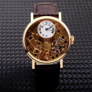 Breguet 宝玑传世7027BA黄金腕表