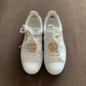 Louis Vuitton 路易·威登小白鞋35.5码