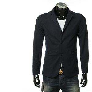 Emporio Armani EA 阿玛尼男士两粒扣休闲西装外套
