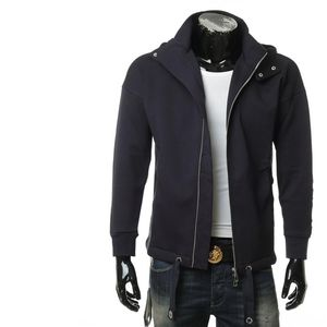 Emporio Armani EA 阿玛尼男士高领连帽休闲夹克外套