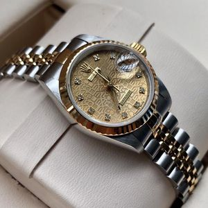 Rolex 劳力士日志型69173电脑盘女士机械腕表