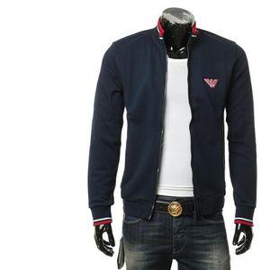 Emporio Armani 安普里奥·阿玛尼男士开衫卫衣外套