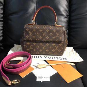 Louis Vuitton 路易·威登老花手提单肩包