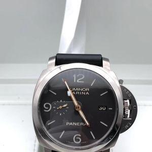 Panerai 沛纳海pam00351系列金针款钛合金男士腕表