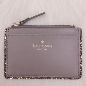 Kate Spade 凯特·丝蓓璀璨限量款卡包