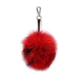 FENDI 芬迪毛球挂件钥匙扣