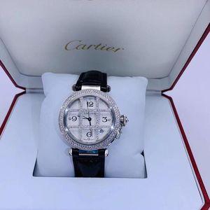 Cartier 卡地亚帕莎系列机械表