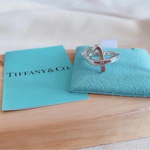 Tiffany & Co. 蒂芙尼毕加索单钻戒指