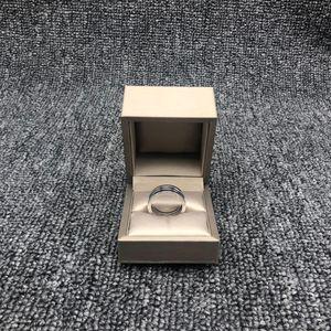 BVLGARI 宝格丽白金弹簧戒指