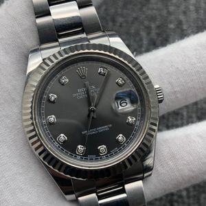 Rolex 劳力士116334日志系列男士机械腕表