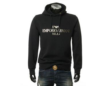 Emporio Armani 安普里奥·阿玛尼 男士连帽卫衣
