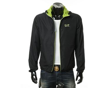 Emporio Armani EA7 阿玛尼男士连帽休闲夹克外套