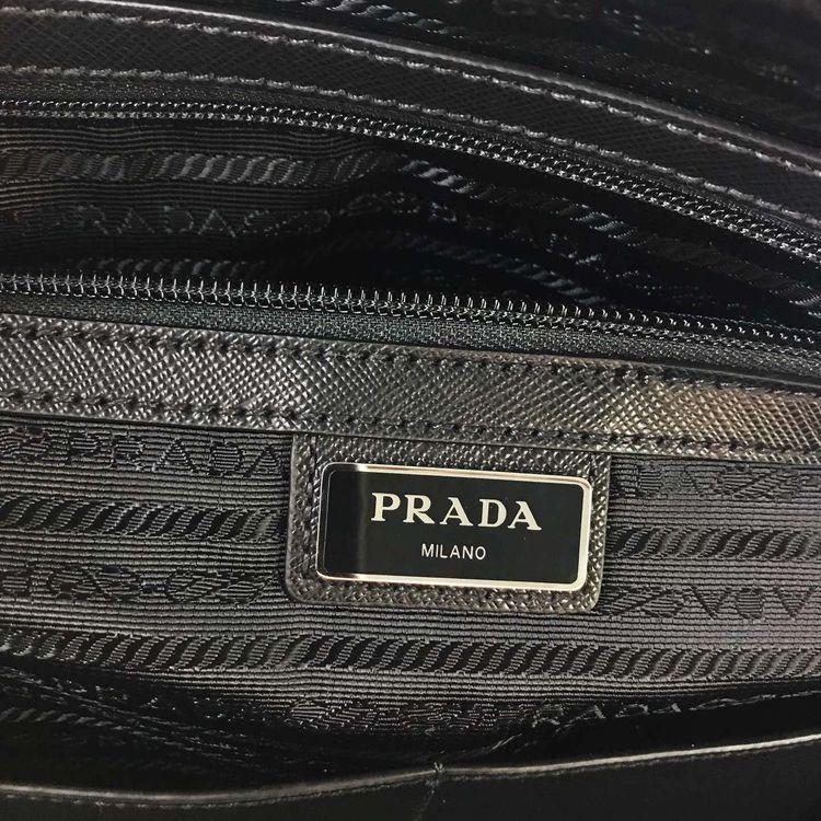 PRADA 普拉达公文包
