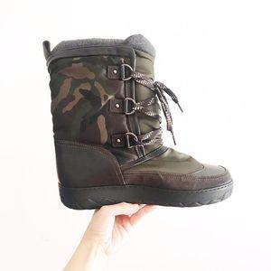 Moncler 蒙口男款雪地靴