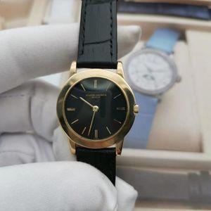 Vacheron Constantin 江诗丹顿18k黄金女士机械手表