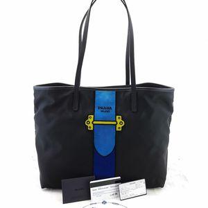 PRADA 普拉达新款手提购物袋