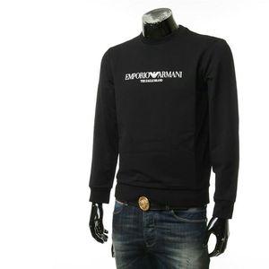 Emporio Armani 安普里奥·阿玛尼男士长袖套头卫衣