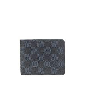 Louis Vuitton 路易·威登棋盘格短款钱包