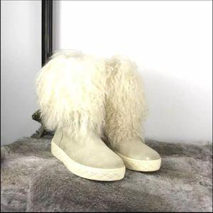 Moncler 蒙口雪地靴