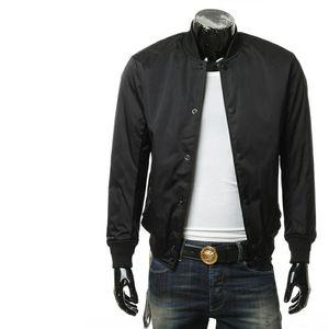 Emporio Armani 安普里奥·阿玛尼潮流男士背面字母夹克舒适外套