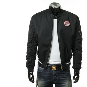 Alexander McQueen 亚历山大·麦昆燕子男士飞行服夹克外套