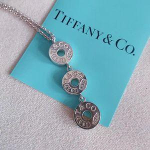 Tiffany & Co. 蒂芙尼1837圆环项链