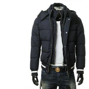 Emporio Armani 安普里奥·阿玛尼男士2件套加厚保暖外套羽绒服