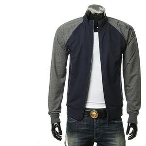 Emporio Armani 安普里奥·阿玛尼潮流男士开衫修身舒适卫衣外套