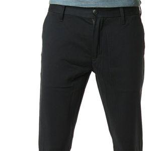 Emporio Armani 安普里奥·阿玛尼男士舒适修身纯色休闲裤