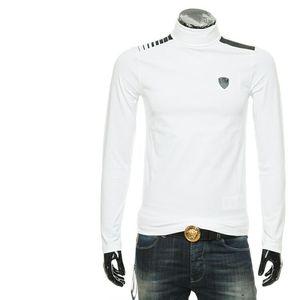 Emporio Armani EA7 阿玛尼男士高领保暖长袖T恤