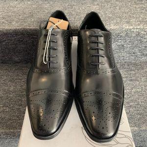 Versace 范思哲正装男士皮鞋