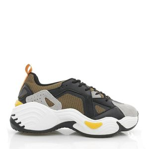Emporio Armani 安普里奥·阿玛尼男士低帮运动舒适休闲鞋老爹鞋