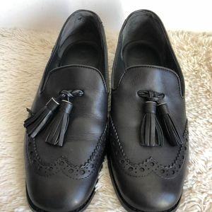 stuart weitzman 斯图尔特·韦茨曼复古平底鞋
